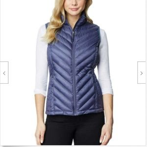 32 Degrees Jackets & Coats - 32 Degrees Heat Women's Packable Nylon Vest